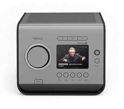 Revo PiXiS RX DAB, DAB+, FM, Internet Radio with DLNA and Spotify Connect