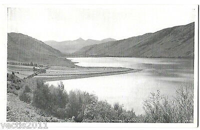 Ardcharnich, Loch Broom, Ullapool, Ross & Cromarty, Scotland vintage Postcard