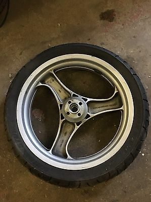 BMW R1100RS 1995 18 Inch  Rear wheel And Tyre