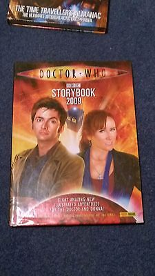 doctor who book - STORYBOOK 2009
