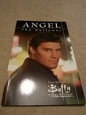 Angel  graphic novel The Hollower (Buffy the Vampire Slayer)