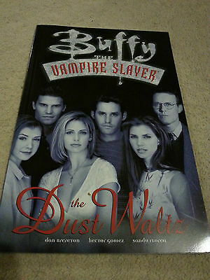 Buffy The Vampire The Dust Waltz graphic novel