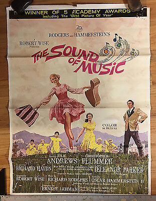 Sound Of Music One Sheet