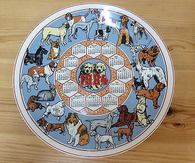 Wonderful Dogs All Breeds Stunning 1984 Wedgwood Plate Fabulous