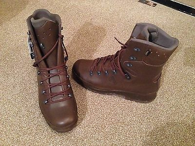 Haix Cold Wet Weather Boots, Brand New Without Box (Size 12) Medium