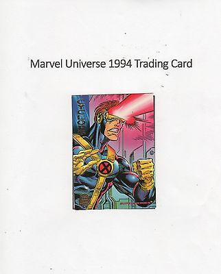 1994 Marvel Universe Trading Card #97 X-Men - Cyclops