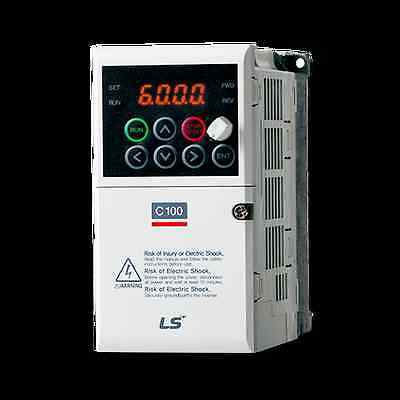 2 hp ac drive inverter  variable frequency motor controller 230V 3 phase 8.0 a