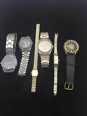 Seiko Watches for Parts or Repair (C1A8)