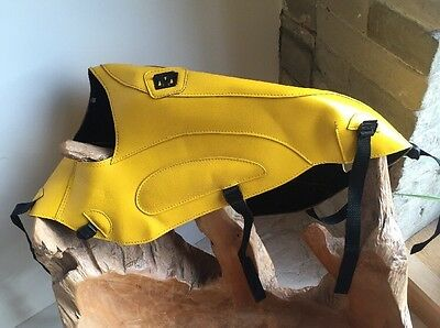 Bagster Ducati Tank Cover Sport 620 Supersport 800/1000 SS/DS Yellow 03 04