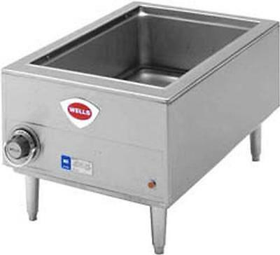 Wells HW/SMP 12in x 20in Cook N' Hold Countertop Bain Marie / Food Warmer