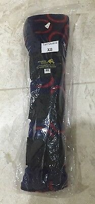 Snuggy Hoods Fleece Horse Travel Tail Guard Wrap Blue Red Horse Shoe XS