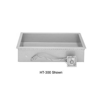 """Wells HT-400 53-3/4""""x19-7/8""""Opening Built-in Bain Marie Style Heated Tank"""