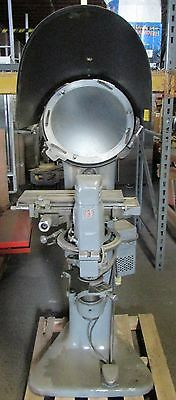 Jones & Lamson PC-14 Optical Comparator and Surface Measuring Machine