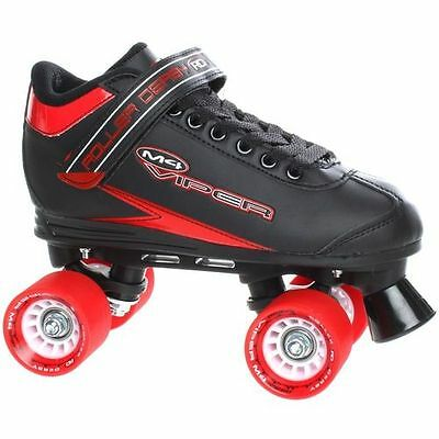 RDS Viper M4, Mens, Ladies Quad Speed Roller Skates  US Mens Sizes 5 - 12