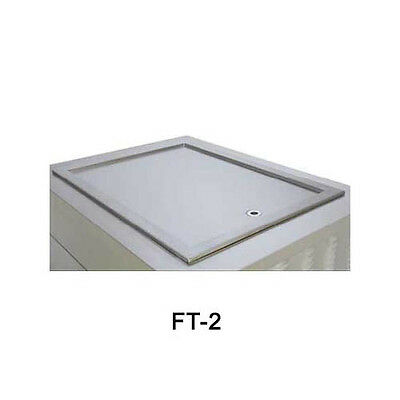 Wells FT-5 5 Pan Mechanically Cooled Drop-in Frost Top