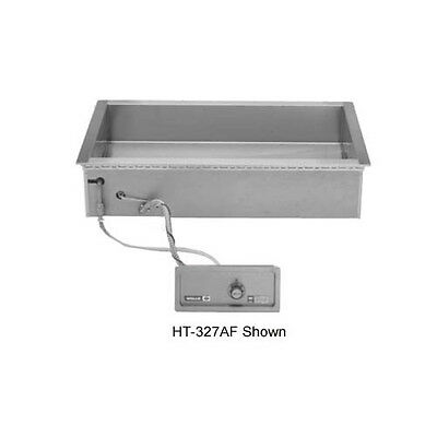 """Wells HT-227AF 25-3/4""""x26-7/8""""Opening Built-in Bain Marie Style Heated Tank"""