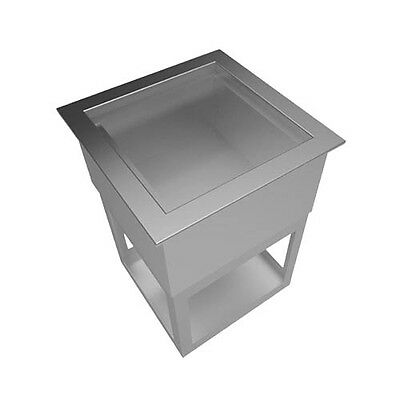 Wells RCP-067 (1) 2/3 Size Pan Drop-in Cold Food Well Unit