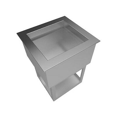 Wells RCP-7067 (1) 2/3 Size Pan Drop-in Cold Food Well Unit