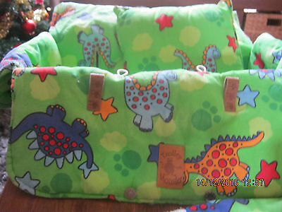 Baby Shopping Trolley cover and blankets