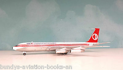 Boeing 707-300 Malaysian Airlines 9M-ATR a metal model in 1/200 scale from IF200