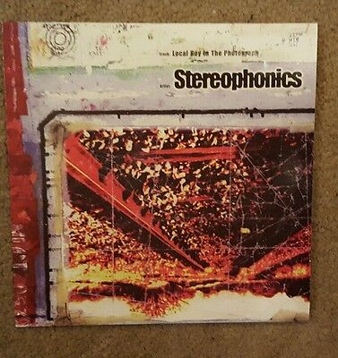 """Stereophonics 'local Boy In The Photograph' 7"""" Vinyl Single - Original Release"""
