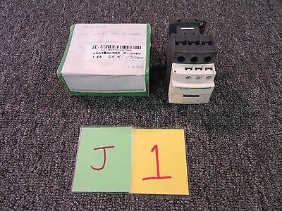 Schnieder Telemechanique Lc1D25 Motor Control Relay Magnetic Military 40A New