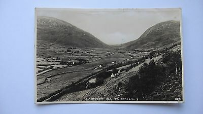 Old Postcard 802 Barnesmore Gap, Co. Donegal 1950 Real Photograph