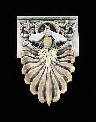 Bee Crest Insect  Gothic  Ellison Tile