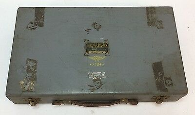 1948 US Navy Aircraft Machine Gun Mark I Bore Sighting Kit