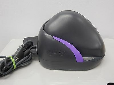 Magtek Micrimage RS232 Check Scanner Model 22410004 With Power Cables