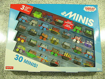 Thomas The Train  And Friends Minis 30 Pack Mini Trains (011317-C002)