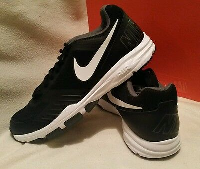 214fe5d93e6 Nike Men s Air One Tr2 Trainers   Sneakers Black   White 704923 003 Uk 7.5  8.5
