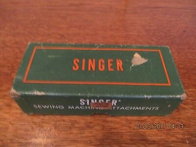 Vintage Singer Sewing Machine Attachments 160481
