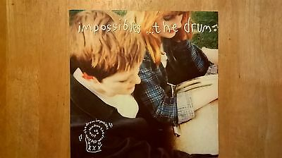 THE IMPOSSIBLES -The Drum - Original Vinyl 12'' EP - Fontana Records 1991