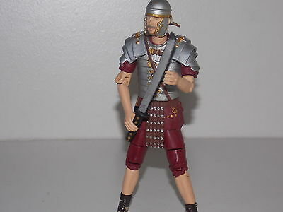 Dr Who 5'' Figure  Roman Soldier From The Fires Of Pompeii Set       *free Post*
