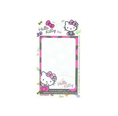 Cute Sanrio Hello Kitty 30 Sheets Notepad/memo Pad/cute Paper/small Note #a