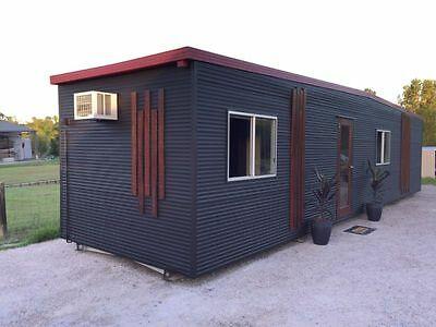 Relocatable Granny Flat for sale - Portable Cabin / Tiny House 12m X 3m