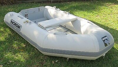 NORDIC 2.4 inflatable boat