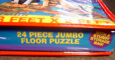 Shure Under Construction  Jumbo Floor Puzzle 3 Feet By 2 Feet