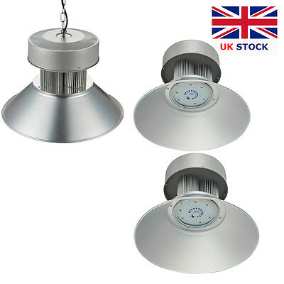 3x 150W LED High Bay Light 6000-6500K Cool Industrial Commercial Building Light