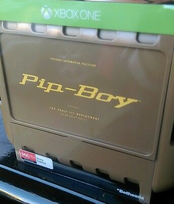 Xbox One - Fallout 4 Pipboy Edition Collectors Edition Brand New & Sealed