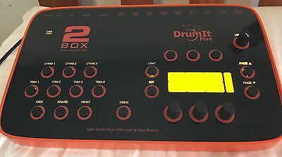 2box Drumit5 Electronic V Drum Module
