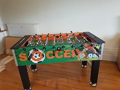 Heavy Duty Foosball / Soccer Table