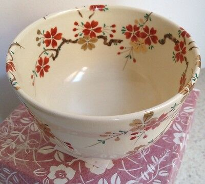 New Japanese Ceramic Bowl Hand Painted And Made In Japan