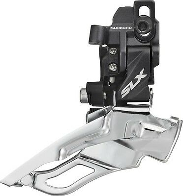 Shimano SLX Front Derailleur FD-M671A 3 Speed Direct Mount Top Pull