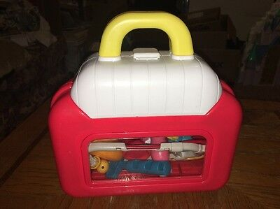 Children's Doctor Bag With Pretend Doctor Toys
