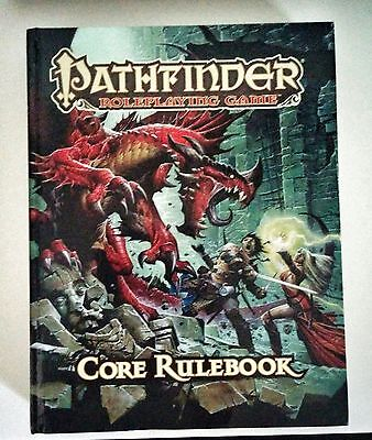 Dungeons and Dragons: Pathfinder Core Rule Book