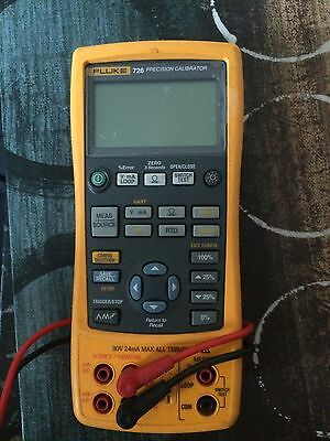 Fluke 726 Precision Multifunction Process Calibrator.