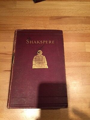 The Works of William Shakespeare Avon Edition (Published in 1909) RARE