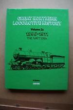 Great Northern Locomotive History Vol 3a RCTS Hard back